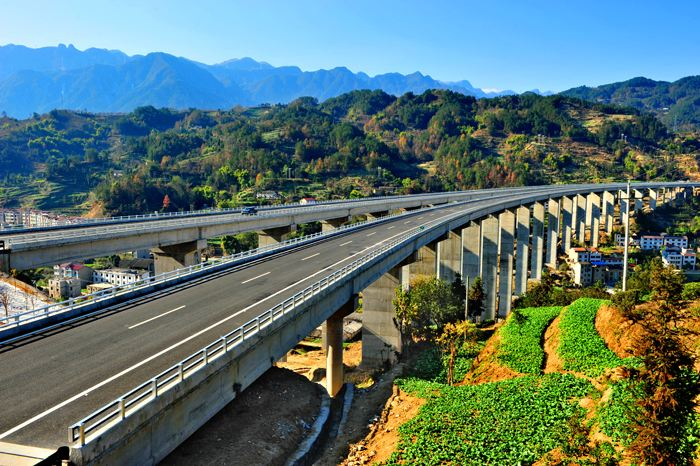 湖北下半年开建麻竹高速延长线等8条高速公路-新华网湖北频道